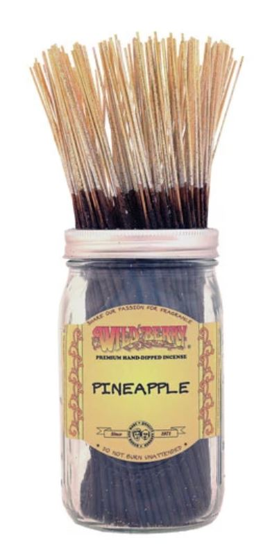 Pineapple Incense Sticks - Unique Oils | Body Oils | Fragrance Oils | Incense | Aromatherapy