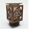 Wooden Oil Diffuser Plug-in Electric Oil Warmer