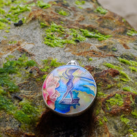 Surfer Girl Pendant