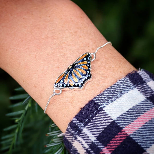 Mini Monarch Bracelet