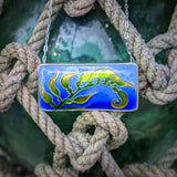 Rectangle Kelp Pendant