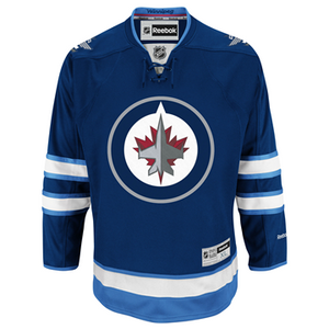 huge selection of ab82c b69ad Winnipeg Jets Jersey