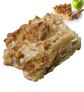 Apple Krumble Kookie Bars