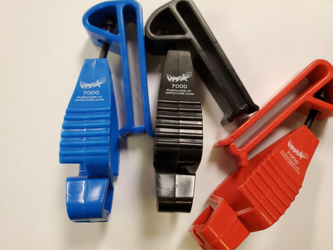UTILITY GUARD CLIP - 50 Pack Mixed Color VPP - #7000MXVPP