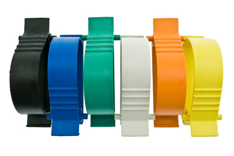 UTILITY CATCHER CLIP - 20 Pack Mixed Color - #OMS UHCMX