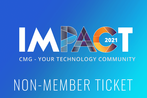 International Non-member Ticket - IMPACT 2021