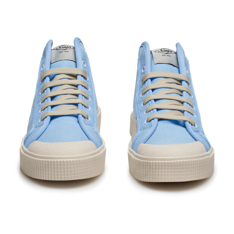 Sanjo K100 // Baby Blue-Off White