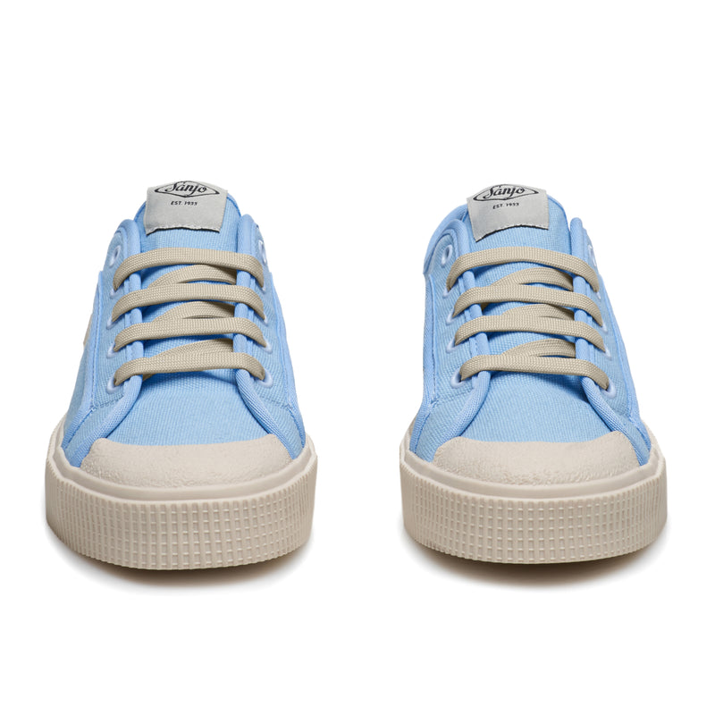 Sanjo K200 // Baby Blue-Off White