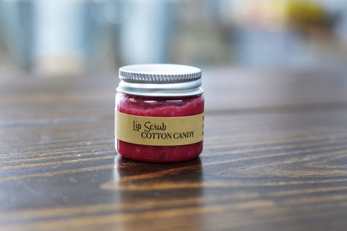 Lip Scrub Cotton Candy