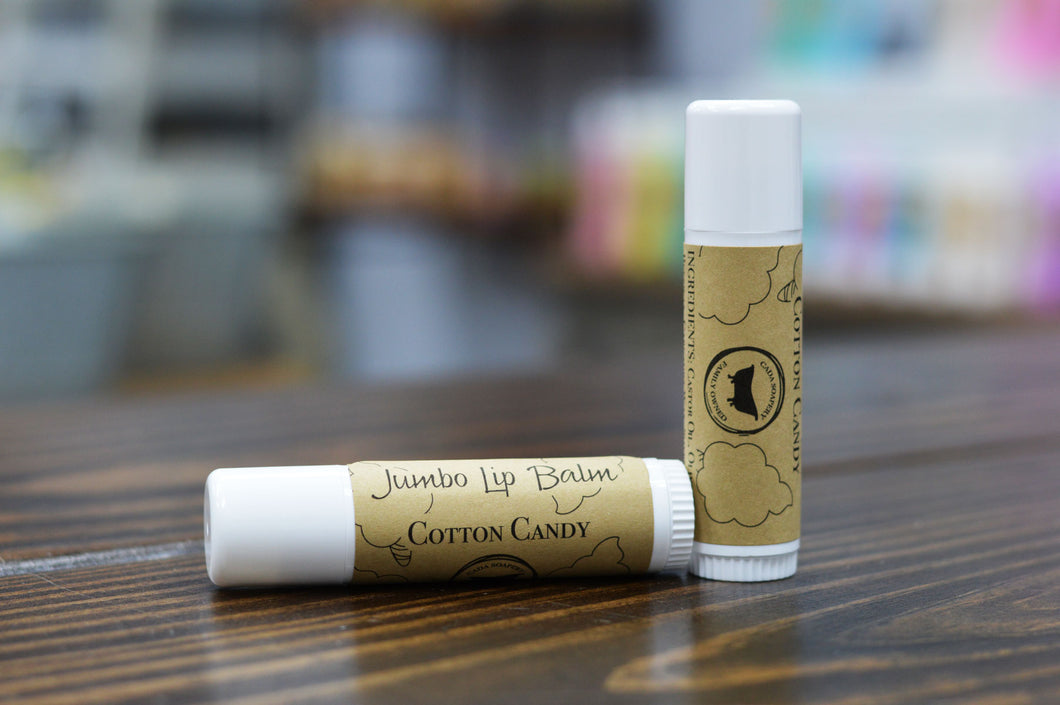 Jumbo Lip Balm Cotton Candy