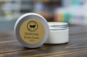 Moisturizing Facial Cream