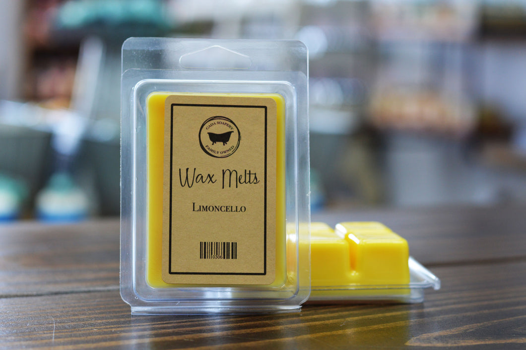 Wax Melts Limoncello