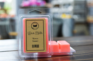 Wax Melts Mango Sorbet