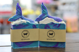 Mermaid Soap