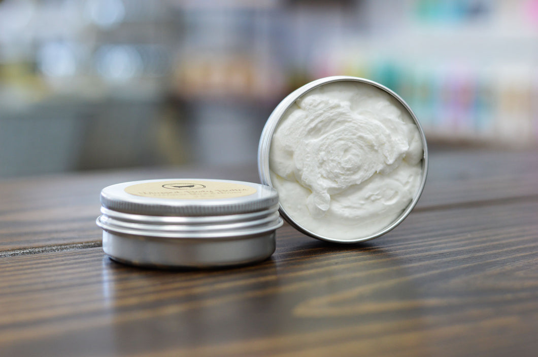 Whipped Body Butter Oatmeal Milk & Honey