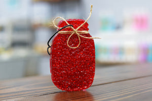 Raspberry Lemonade Car Candle