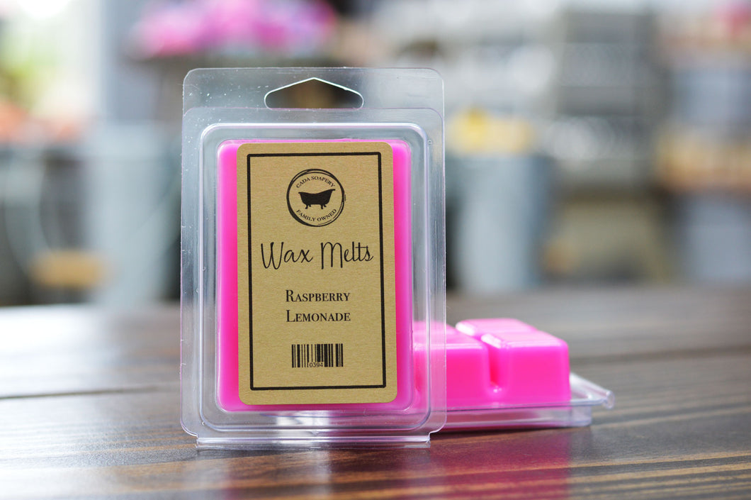 Wax Melts Raspberry Lemonade