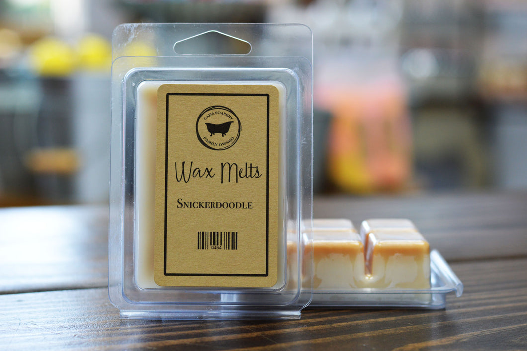 Wax Melts Snickerdoodle
