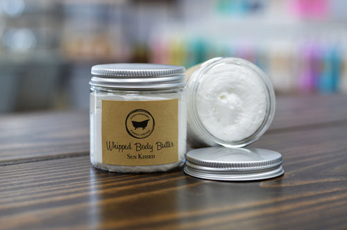 Whipped Body Butter Sun Kissed