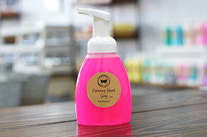 Foaming Soap Pink Elephant