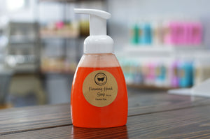 Foaming Soap Orange Peel