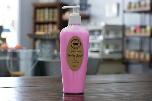 Pink Elephant Buttercream Body Wash