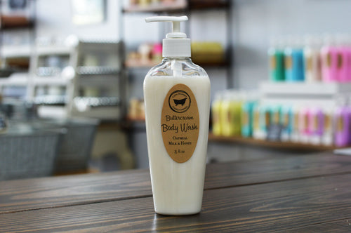 Oatmeal Milk & Honey Buttercream Body Wash