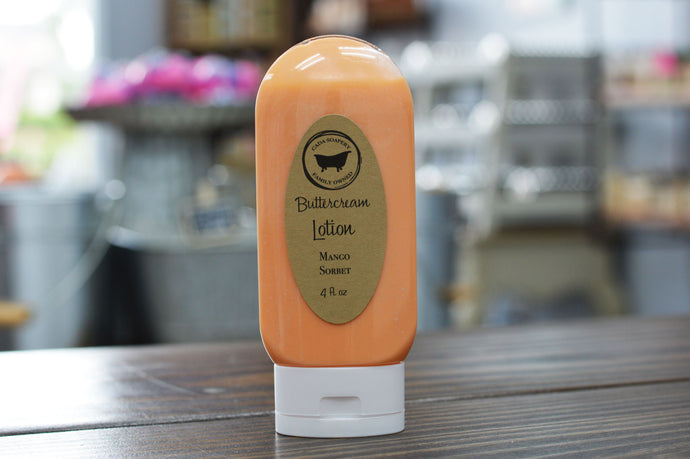 Mango Sorbet Buttercream Lotion