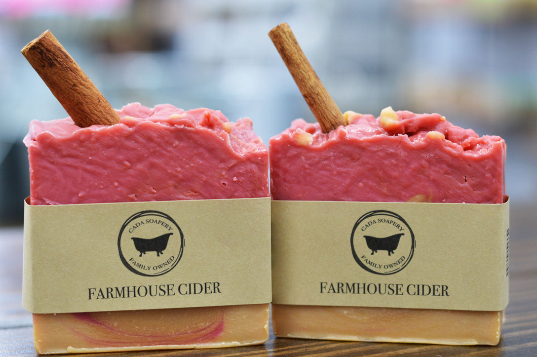 Farmhouse Cider Soap