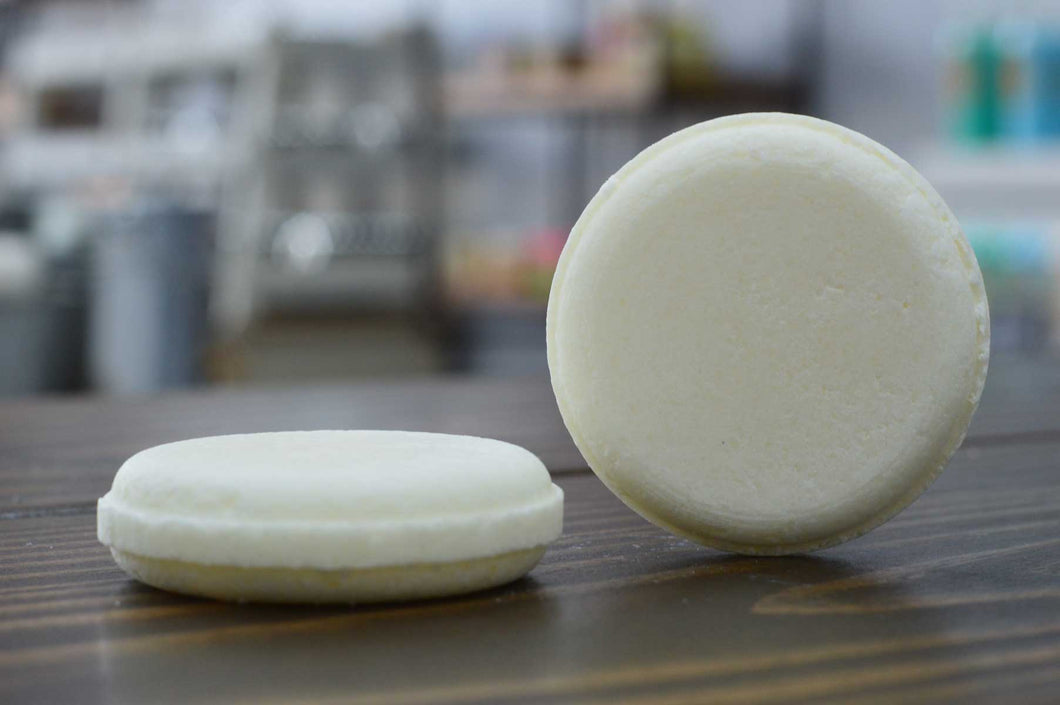 Coconut Cream Shampoo Bar