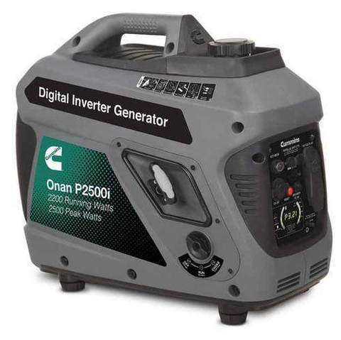 CUMMINS A058U944 P2500I 2200W/2500W DIGITAL PORTABLE GAS INVERTER GENERATOR