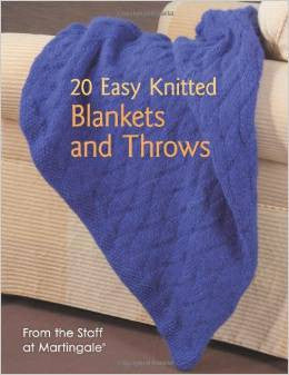 20 Easy Knit Throws and Blankets | Martingale Press