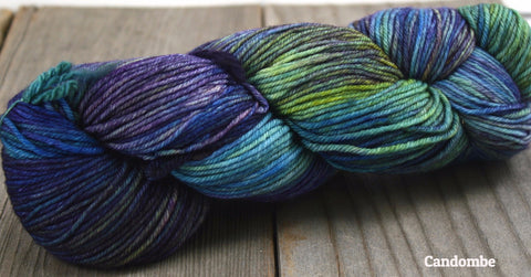 Arroyo Superwash Sport Weight Yarn | Malabrigo Yarns