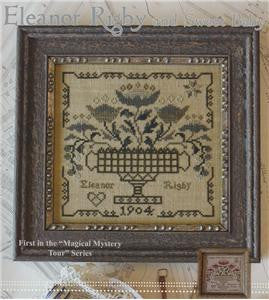 Eleanor Rigby Sampler | Cross Stitch | Blackbird Designs