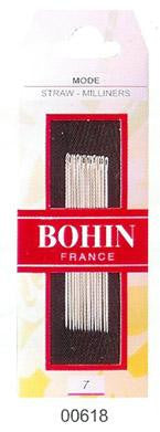 Bohin Milliner's/Straw Needles
