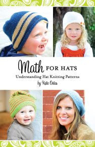 Math for Hats | Never Not Knitting Press (NNK)