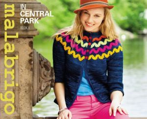 In Central Park | Malabrigo Book 8