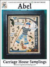 Boys Series | Cross Stitch | Carriage House Samplings