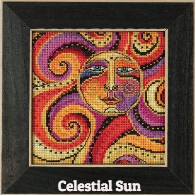 Laurel Burch Celestial Cross Stitch Kits | Mill Hill