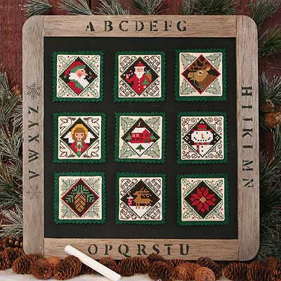 Christmas Favorites  | Book No. 172 | Cross Stitch | Prairie Schooler