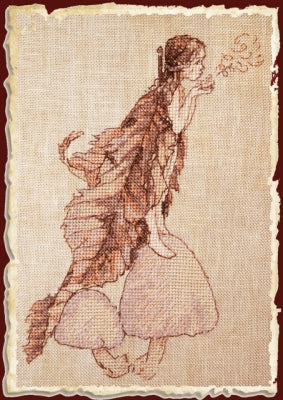 Coprins des Fees Cross Stitch Chart | Nimue