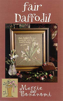 Fair Daffodils | Cross Stitch | Blackbird Designs