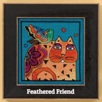 Laurel Burch Cats, Dogs, Horses Cross Stitch Kits | Mill Hill