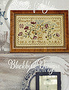 Flowers for You Cross Stitch | Blackbird Designs