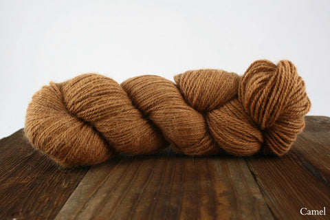 Camel Prime Alpaca Sport Weight Yarn