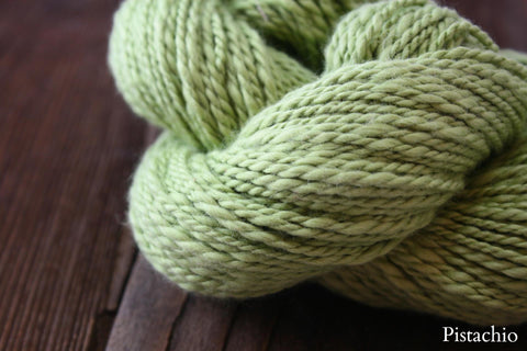 Pistachio Inca-Eco Cotton Worsted Weight Yarn