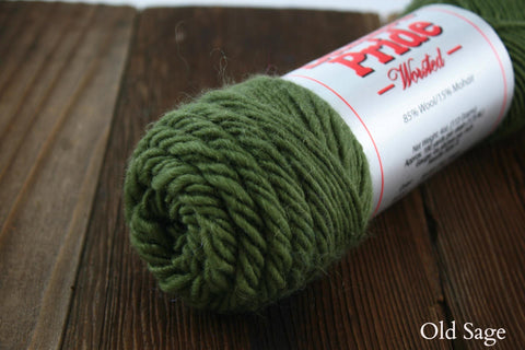 Lamb's Pride Worsted Weight Yarn | Brown Sheep
