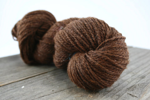 Alpaca and Merino Worsted Natural Color Yarn