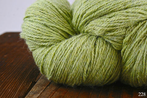 Spring Leaf Prime Alpaca Sport Weight Yarn