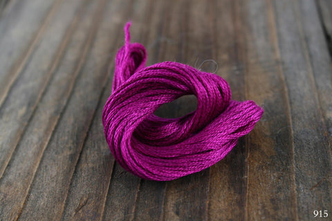 DMC Cotton Embroidery Floss | Color Range 803 - 989